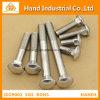 Precio de fábrica de acero inoxidable Ss 316 tornillo principal cuadrado del 1/2
