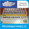 Ácido clorhídrico sin procesar anestésico local CAS de la lidocaína de la pureza del 99%: 6108-05-0