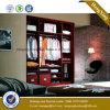 Mobilia della camera da letto/armadio del guardaroba/armadio di memoria di legno (HX-LC2209)