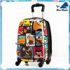 Bagagli di viaggio della nuova di disegno del fumetto dei bambini dei bagagli valigia del capretto