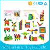 Bloques de interior del plástico de los ladrillos del juguete del juguete del cabrito del patio (FQ-6013)