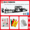 Führender nichtgewebter Geschenk-Beutel, der Maschinerie herstellt Preis festzusetzen (ZXL-B700)