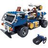 der Steuer14886009-remote Aufbau-Ziegelstein-Spielwaren Roboter-Baustein-DIY