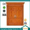 صنع وفقا لطلب الزّبون صلبة خشبيّة باب خشب الزّان أبواب لأنّ منازل