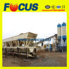 Belt Conveyor를 가진 Hzs60 60cbm/H Wet Mix Stationary Concrete Batching Plant