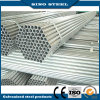 Z80-600G/M2 Hot Dipped Galvanized Steel Pipe para Water