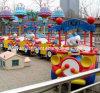 Поезд миниых малышей игр занятности туристский