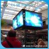 Écran d'intérieur d'Afficheur LED de panneau de la location P4 DEL pour l'aéroport