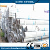300 Serie 1.25mm Thickness Galvanized Steel Pipe