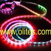 Lámpara impermeable de la tira de 24V LED, luz de la cinta de 3528 SMD LED, luz flexible de la cinta del LED