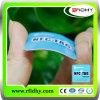 Tag impresso feito sob encomenda da etiqueta da etiqueta de NFC para o pagamento móvel