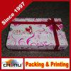 Cosméticos de papel modificados para requisitos particulares que empaquetan el rectángulo (5216)
