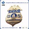 Значок оперативного сотрудника 916 ЧИА изготовленный на заказ бронзового собрания типа коммеморативный
