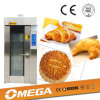 Le Most Novel Rotary Rack Oven Bakery Equipment (constructeur CE&ISO9001)