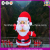 Подгонянное раздувное Санта для орнамента рождества