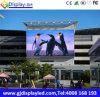 Modulo esterno dell'Etiopia P6 LED che fa pubblicità allo schermo di visualizzazione del LED