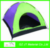 Im Freienzelt, Strand-Zelt, kampierendes Zelt,