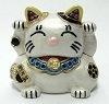 Caja de regalo de la joyería - caja de joyería del metal del gato (DWA01717)