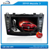 8 lecteurs DVD de voiture de pouce pour Mazda 2010 3 avec GPS (Z-2984)