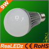 Energiesparendes Birnen-Licht der hohen Helligkeits-E27 9W GU10 LED