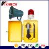석유화학 전용 건강한 가벼운 전화 방수 옥외 전화 철도 전화