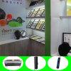 Carrinho de indicador versátil portátil da exposição da forma para a cabine da exposição