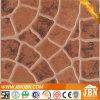 Деревенская красная керамическая плитка пола с красивейшей конструкцией (4A305)