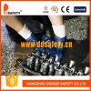 Algodão/Jersey com Blue Nitrile Glove-DCN406