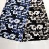 Print Ramie Fabric for Garment