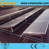 편평한 지붕 태양 전지판 설치 구조