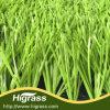 erba artificiale di calcio favorevole all'ambiente di lunga vita di 50mm