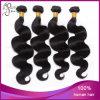卸し売りブラジルボディ波100%の人間の編む毛