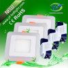 630lm 9W 1680lm 24W calientan el LED blanco con el CE de RoHS