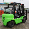 CNG Gas Engine Power Souce und Powered Pallet Truck Type 3t LPG Forklift Cpqyd30