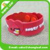 Nuovo braccialetto del PVC del prodotto di disegno di consegna veloce