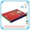 Cocinar servicios de impresión de la cubierta dura del libro y de la cubierta suave