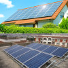 energía solar 1kw/sistema de energía para el uso casero (JS-D20151000)