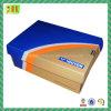 Zoll gedrucktes Kraftpapier-gewölbtes Papier-Schuh-Kasten-Verpacken