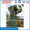Prensa de potencia mecánica de alta precisión de la punzonadora J23-80 del agujero