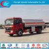 Serbatoio di combustibile di Truck 4X2 15cbm del serbatoio di combustibile di Foton Oil
