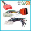 Automotive Car Radio Stereo ISO Conector eletrônico Fio de arame para Mazda