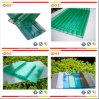 UV Coated кристаллический полость Sheet/UV поликарбоната преграждая прозрачный лист поликарбоната