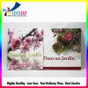 Bolso del papel de imprenta de la flor de Cmyk de la alta calidad