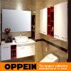 Oppein moderne ausgeglichenes Glas-Badezimmer-Schränke (OP15-130A)