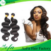 Человеческие волосы выдвижения волос Remy сотка людские волос заплетения