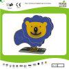 Children의 Playground - Lion (KQ50162F)를 위한 Kaiqi Cute Animal Spring Rider