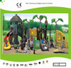Kaiqi Medium-sortierte Forest themenorientiertes Childrens Outdoor Playground für School und Park Use (KQ30017A)