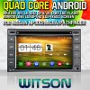 Witson Andriod 4.4.4 OS Quad Core 16GB Flash DVD GPS를 위해 닛산 Np300 (2001-2011년)/Micra (2002-2010년)/Pathfinder (2005-2010년)/Patrol (2004-2010년) (W2-M001)