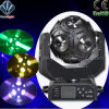 discoteca Ball LED Football Moving Head Light di 12PCS*15W RGBW Rotating