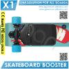 Самокат батареи Samsung перемещаясь пластичный скейтборд